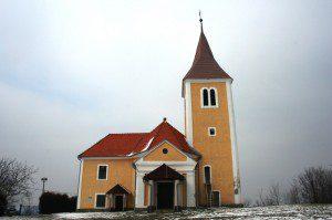 Kapela Svetog Vida u Komoru Začretskom